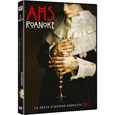 American Horror Story - Stagione 06  [Dvd Nuovo]