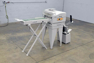 Xante Envelope Printer w/ feeding conveyer