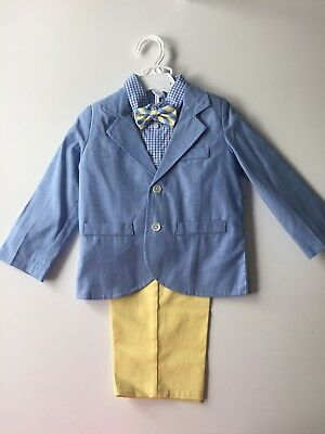 NWT!Toddler Suit and Shirt Set by Starting Out,  Size: 24 Months #15