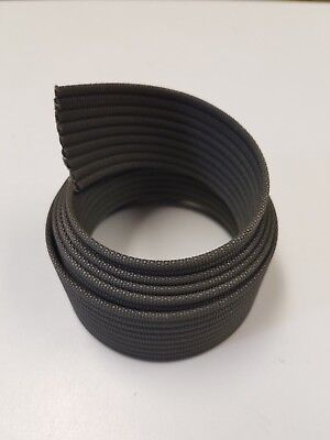"""1-1/2"""" Olive Drab Grooved Nylon Belt Webbing - Compatible with Grip6 Buckles"""