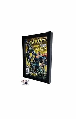 Comic Book Display Case Frame UV Protecting Current Sized Comics GameDay Display