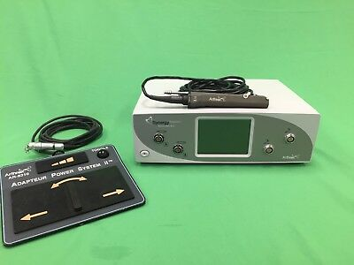 Arthrex Synergy Arthroscopic Shaver System with AR-8330H Handpiece & Footswitch
