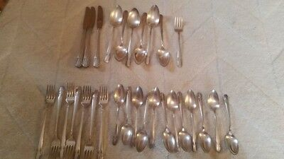 TALISMAN silverplate flatware Wm Rogers - Lot 1938 International Silverware