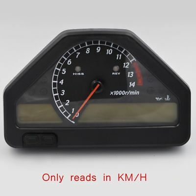 Speedometer Tachometer Gauges LCD Digital Odometer For Honda CBR1000RR 2004-2007
