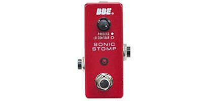 BBE (BB e) Bass equalizers Sonic Stomp MS92