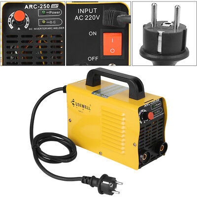 ARC-250 160A 110V/220V 2P Welder Inverter Cutter MAG Mini Welding Machine LJ