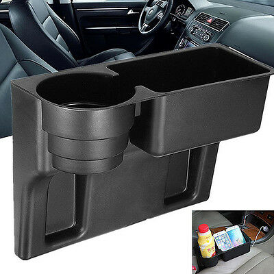 Seat Seam Wedge Car Drink Cup Holder Drink Mount Stand Storage For Benz New Pop