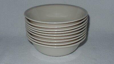 """Corelle Corning English Breakfast 6 1/4"""" Cereal Soup Bowls - Set of 7"""