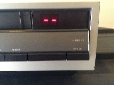 RCA Selectavision Videodisc Player CED Model SJT100