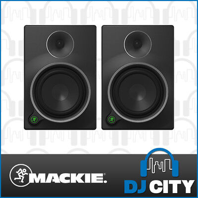 Mackie MR5mk3 Powered 5-Inch Monitor Pair Studio Reference Speakers - NEW in Box