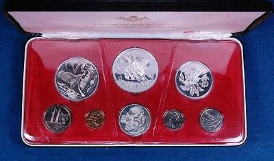 1972 Cayman Island Proof Set