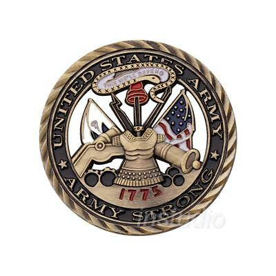 1pc 1775 Army Core Values Commemorative Coin Collectible Craft Gift New UK