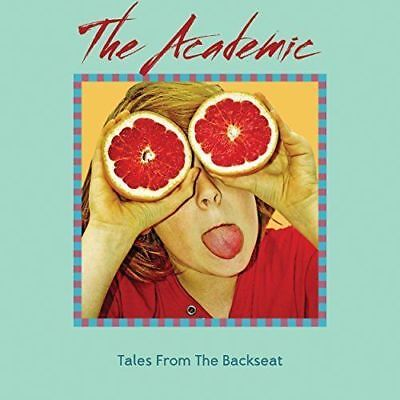 The Academic Tales From The Backseat Cd - New Release January 2018