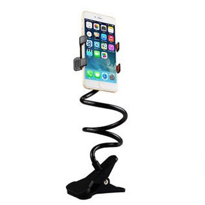 Portable Flexible Clip On Clamp Lazy Stand Holder Stents for Mobile Phone