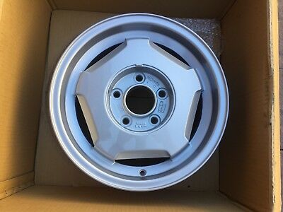 """Genuine Holden Commodore Hdt Irmscher 15"""" Spare Wheel Vb Vc Vh Ss Brock Group A"""