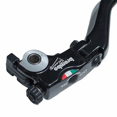 Genuine BREMBO 19RCS Radial Clutch Master Cylinder Folding Lever Assy 110A26383