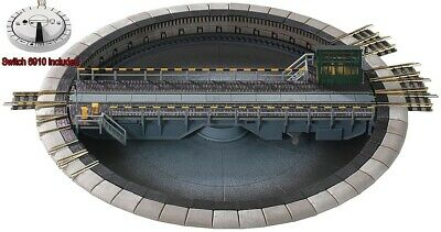 FLEISCHMANN - 9152 - Turntable electric, C - N Scale