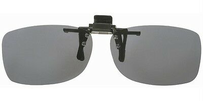 Clip On Flip Up Sunglasses Polarized Shades Turn Glasses Into Sunglasses 1 Size