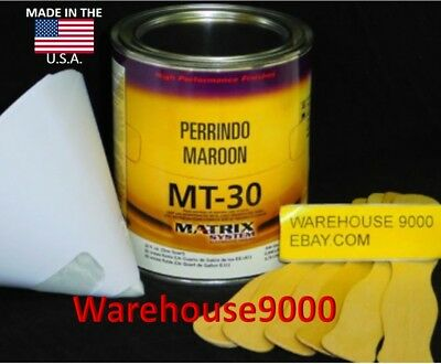 1 Qt Matrix MT-30 Perrindo Maroon Tint  *For Use With Matrix Paint Lab Systems