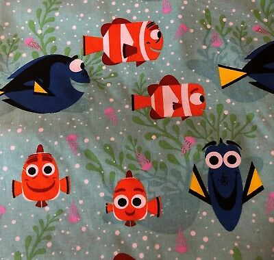 WOMEN'S BOUFFANT STYLE SURGICAL Scrub Hat, DISNEY FINDING DORY,NEMO,ALL SMILES
