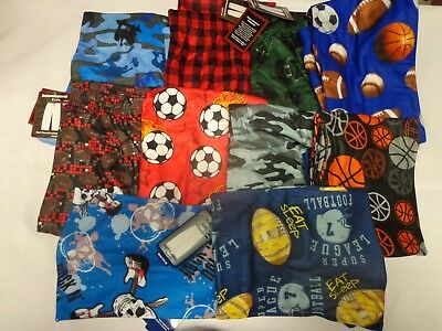 New Seven Apparel Boys Knit Flannel Pants sizes 4, 5/6, 7. 8/10, 12,14, 16/18
