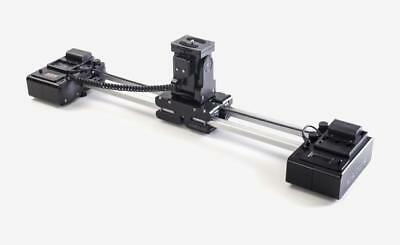 Edelkrone Slider Pro Xlarge+Target +Action modules + Battery Bracket Canon LP-E6