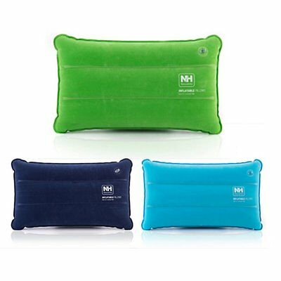 Hot Portable Ultralight Inflatable Air Pillow Cushion Travel Hiking Camping Rest