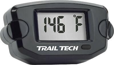 Trail Tech Temperature Meter 8-Jan Black 742-ES2