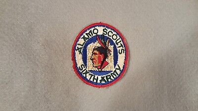 Extremely Rare WWII Alamo Scouts Sixth Army patch