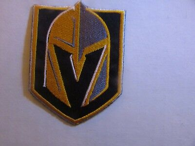 Vegas Golden Knights Patch - Iron On/Sew On (#1)