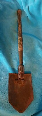 Vintage WWII? Military US Army Folding Shovel Entrenching Tool