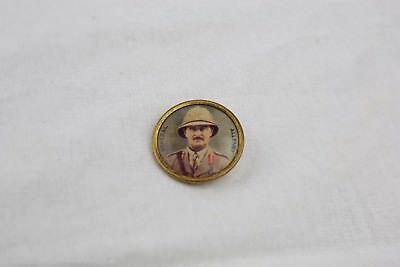 """Vintage General Edmund Allenby """"Bloody Bull or The Bull"""" Lapel Pin"""