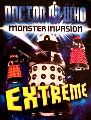 Dr Who Monster Invasion Extreme Cards #166-345 - Add To Basket