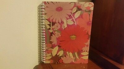 NIP Vera Bradley Bohemian Blooms Mini Notebook