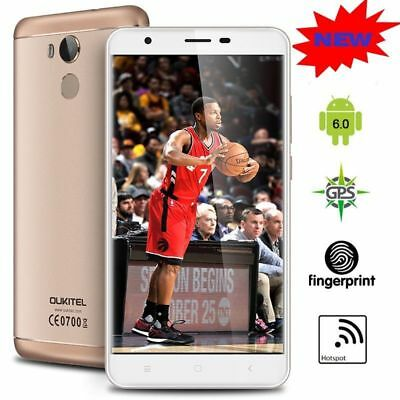 "32GB 16MP 5,5"" OUKITEL U15 PRO Octa Core 4G Android 6.0 Smartphone Handy 3000mAh"