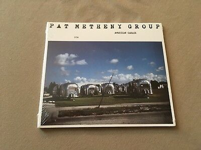 Pat Metheny Group, American Garage New!!