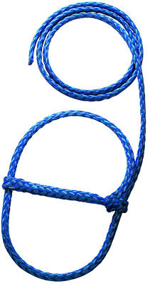 Blue Calf & Sheep Poly Halter