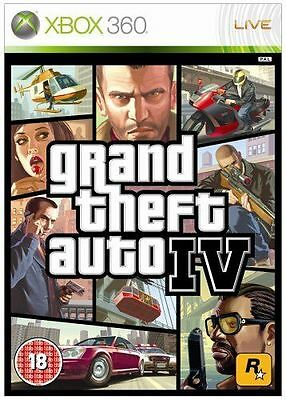 Grand Theft Auto 4 IV GTA 4 XBox 360 / Xbox One - Excel -1st Class FAST Delivery