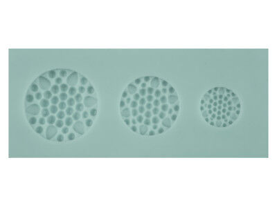 Silicone Flexible Textured Flower Mould