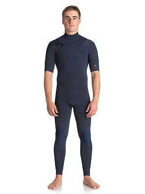 Quiksilver™ 2mm Originals Monochrome - Short Sleeve Full Wetsuit - Homme