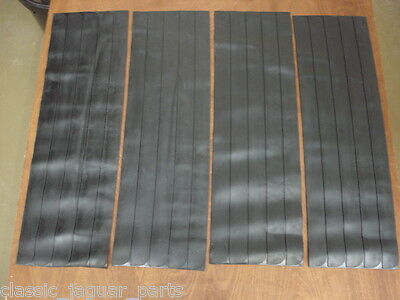 Rubber sheet 900mm x 280mm x 4mm thick 10 sheets