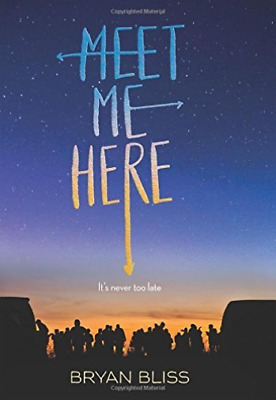 Bliss Bryan-Meet Me Here  (US IMPORT)  HBOOK NEW