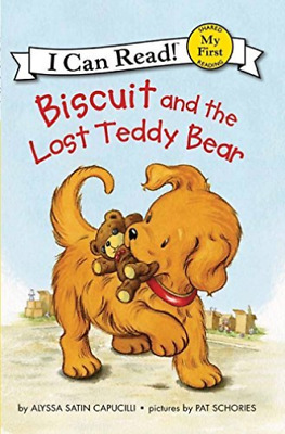 `Capucilli, Alyssa Satin/ S...-Biscuit And The Lost Teddy  (US IMPORT)  BOOK NEW