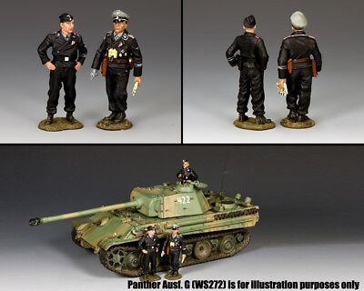 King and Country Standing Tiger Crewmen WS342