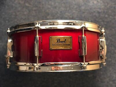 """Pearl Snare Drum Session Custom 14""""x5.5"""""""