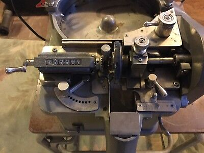 Brandt Automatic Cashier Co. Coin Counter and Packager