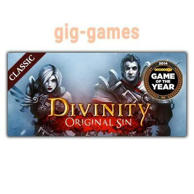 Divinity: Original Sin (Classic) PC spiel Steam Download Link DE/EU/USA Key Code