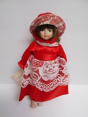 VINTAGE GORHAM DOLL [doll of the month febuary / valentine 1984 series]