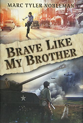 Nobleman Marc Tyler-Brave Like My Brother  (US IMPORT)  HBOOK NEW