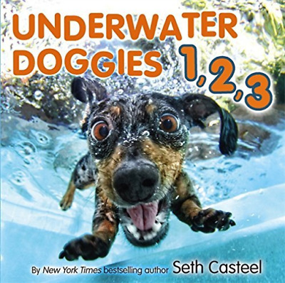 `Casteel, Seth`-`Underwater Doggies 1,2,3`  (US IMPORT)  BOOK NEW